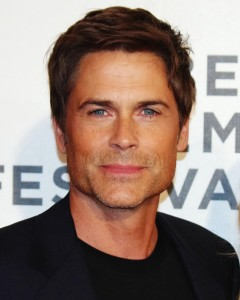 Rob Lowe Walk of Fame