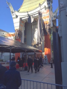 Star Wars at Graumans Chinese Theater