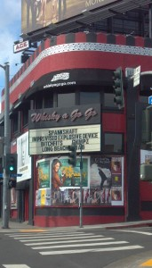 Whisky A Go Go Sunset Strip