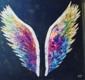 Angel Wings Los Angeles