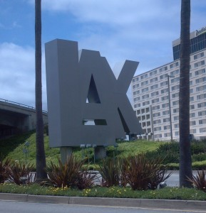 LAX Los Angeles Tour Departures