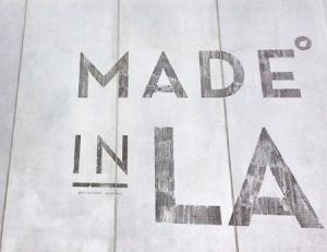 Made in L.A. Mural