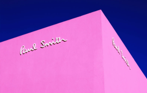 Paul Smith Los Angeles Selfie Wall
