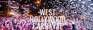 West Hollywood Halloween Carnaval 2016