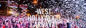 West Hollywood Halloween Carnaval 2016