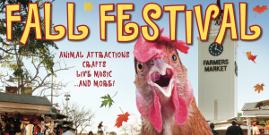 Original Farmers Market LA Fall Festival