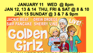 Golden Girlz Live on Stage in L.A.