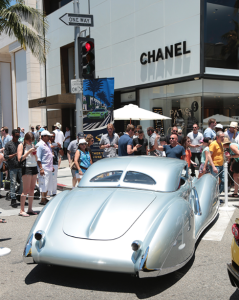 Concours D'Elegance Beverly Hills