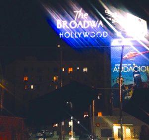 Great views of Hollywood landmarks