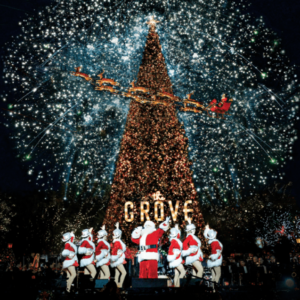 The Grove Los Angeles for the Holidays