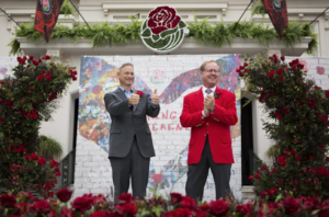 Rose Parade 2018 Grand Marshal