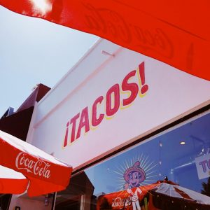 Otro Dia Tacos in Beverly Hills