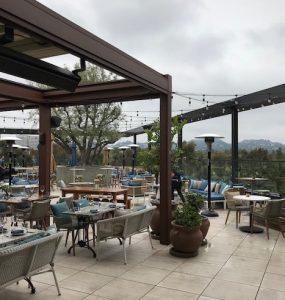 Terra Rooftop Restaurant Eataly LA