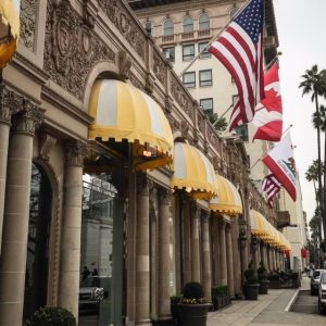 Hotel Spotlight:  The Beverly Wilshire Hotel