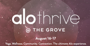 Alo Thrive