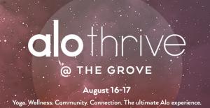 Alo Thrive