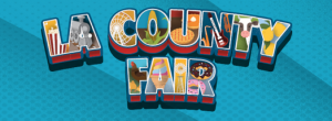 L.A. County Fair in Pomona, California