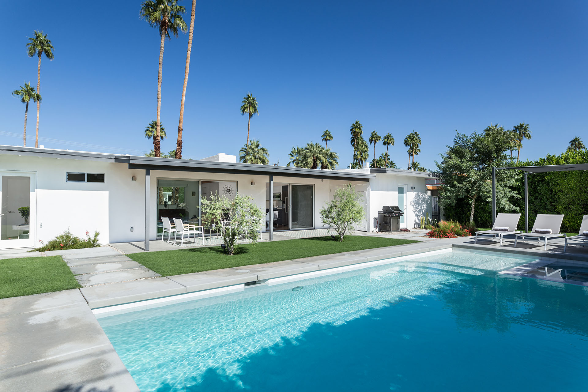 Image of: La Mid Century Modern Homes Glitterati Tours