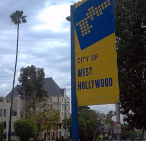 Gay Friendly West Hollywood, California