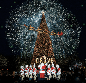 The Grove Christmas Tree Lighting