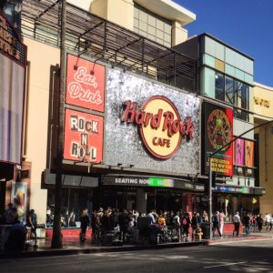 The Hollywood and Highland Center