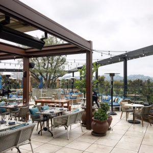 Rooftop Restaurant Eataly LA