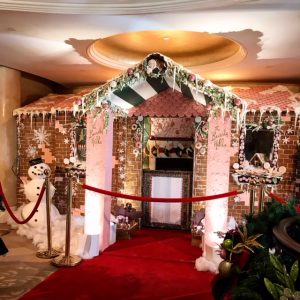 Gingerbread House Beverly Hills