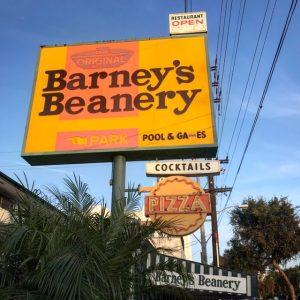 Barneys Beanery LA