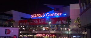 Staples Center Los Angeles for The Grammys