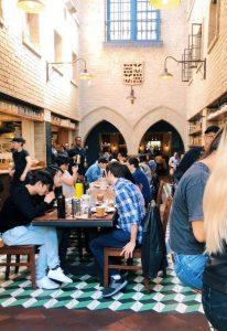 Republique Restaurant LA
