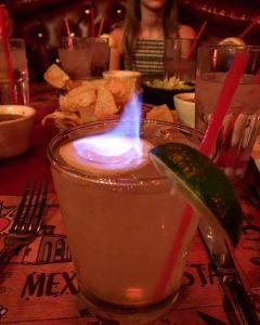 El Compadre LA Flaming Margaritas