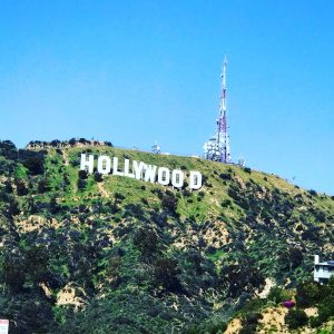 Hollywood Sign Views in Los Angeles