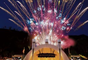 Hollywood Bowl 2019 Calendar