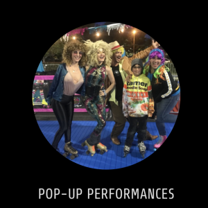 Pop Up Skate Performances LA