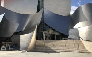 Walt Disney Concert Hall in DTLA