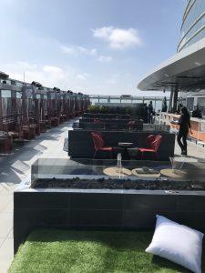 Spire 73 Rooftop Bar in DTLA