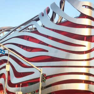 Petersen Automotive Museum LA