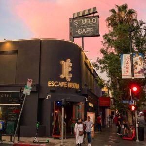 Escape Hotel Hollywood