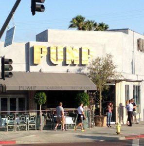 PUMP Lounge on Santa Monica Boulevard