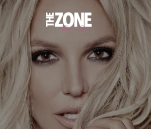 Britany Spears The Zone LA