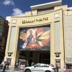 Dolby Theatre and Chinese Theater